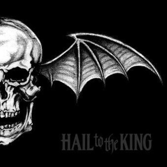 AVENGED SEVENFOLD: HAIL TO THE KING (CD)
