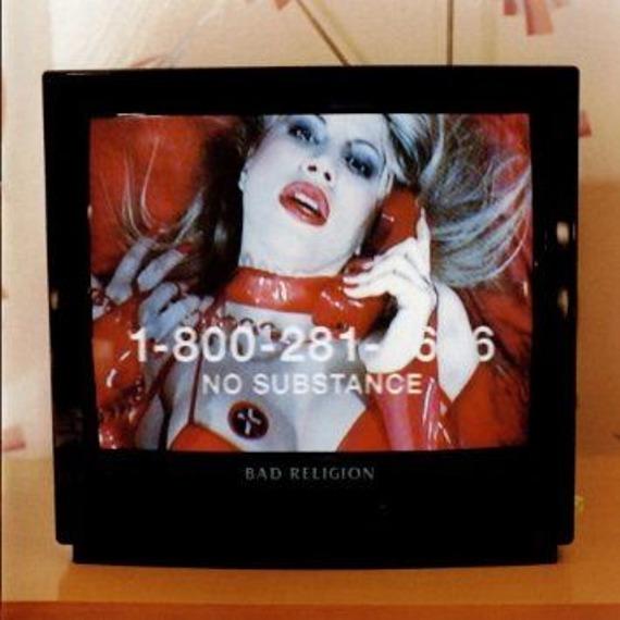 BAD RELIGION: NO SUBSTANCE (CD)