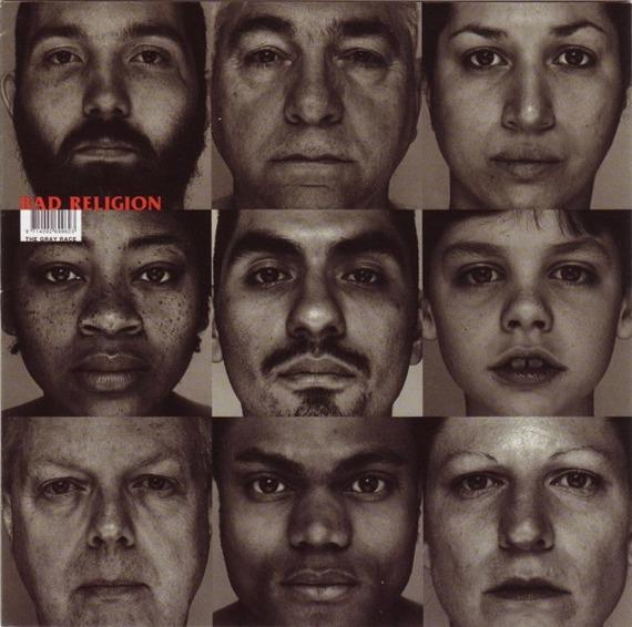 BAD RELIGION: THE GRAY RACE (CD)