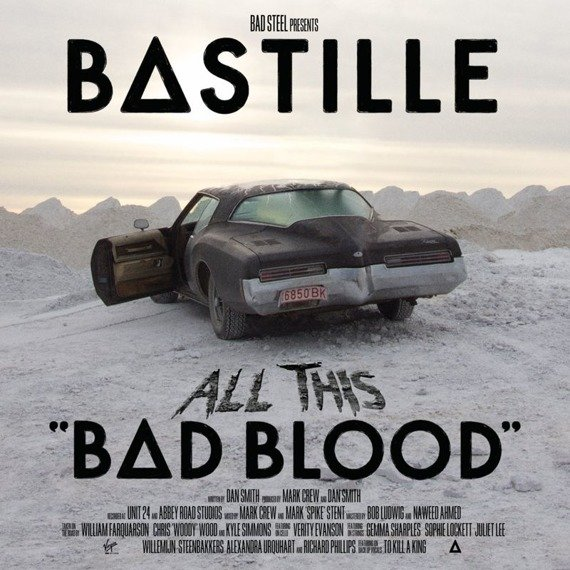 BASTILLE: ALL THIS BAD BLOOD (2CD)