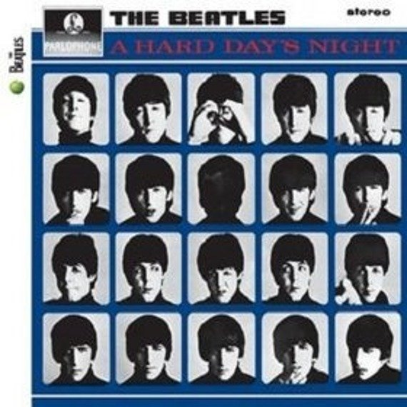 BEATLES, THE: A HARD DAY'S NIGHT (CD)