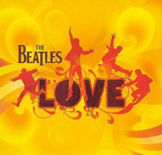 BEATLES, THE: LOVE (CD)