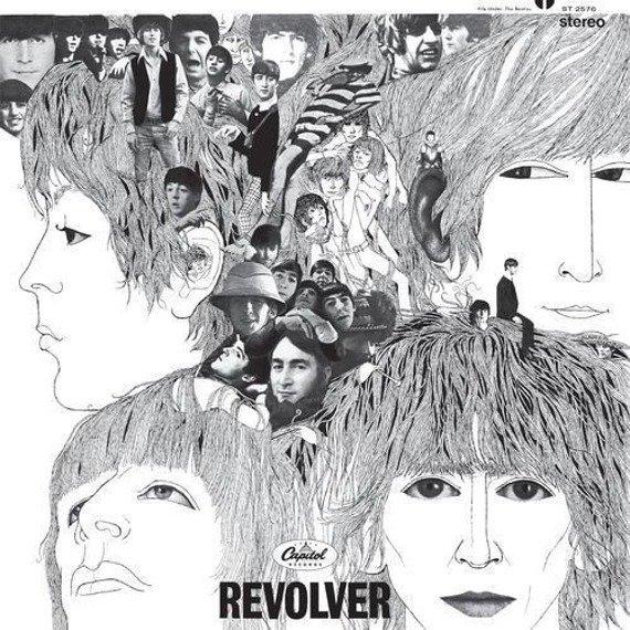 BEATLES, THE: REVOLVER (CD)
