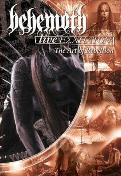 BEHEMOTH: LIVE ESCHATON THE ART OF REBELION (DVD)