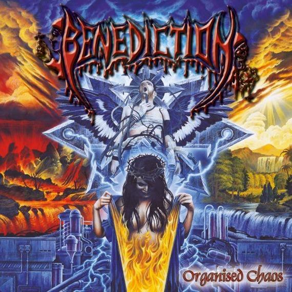 BENEDICTION: ORGANISED CHAOS (CD)