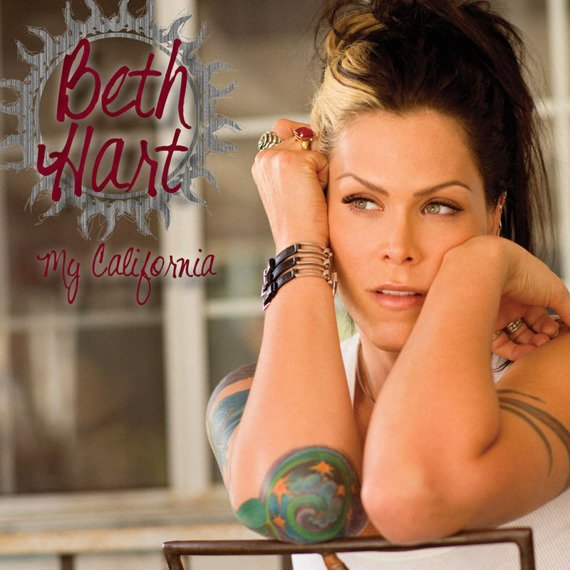 BETH HART: MY CALIFORNIA (CD)