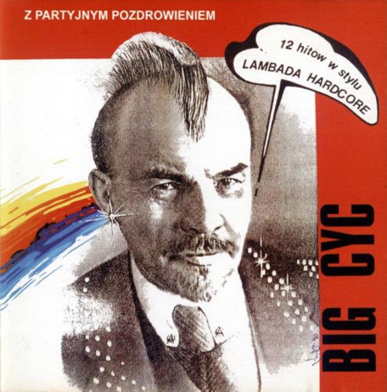 BIG CYC: Z PARTYJNYM POZDROWIENIEM (CD)