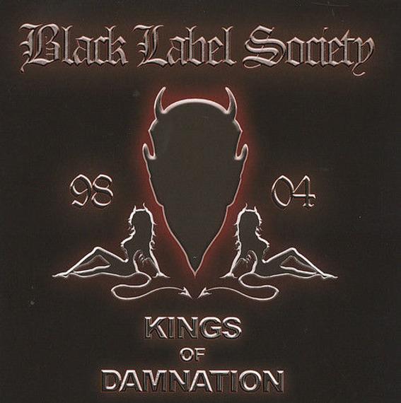 BLACK LABEL SOCIETY: KINGS OF DAMNATION - BEST OF (CD)