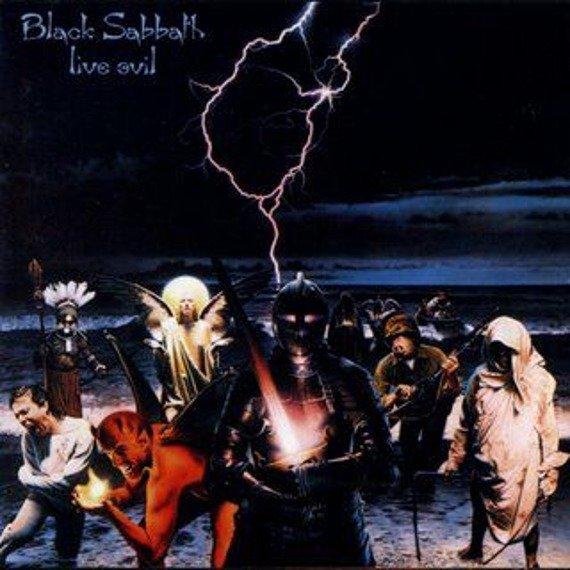 BLACK SABBATH: LIVE EVIL (CD)