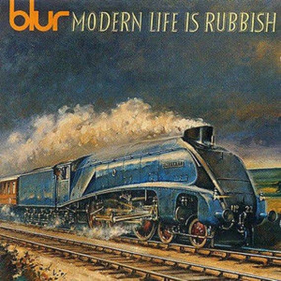 BLUR: MODERN LIFE IS RUBBISH (2CD)