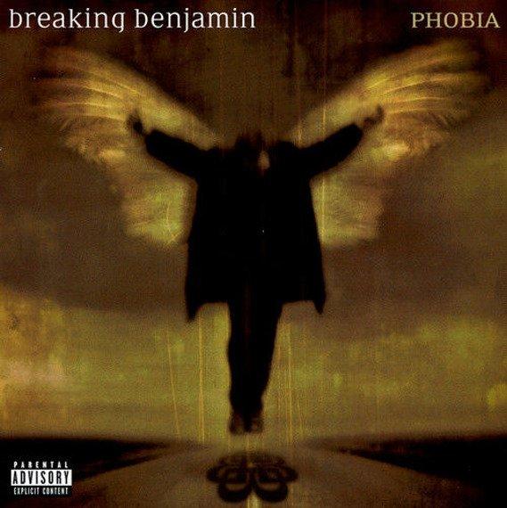 BREAKING BENJAMIN: PHOBIA (CD)