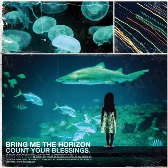 BRING ME THE HORIZON:  COUNT YOUR BLESSINGS (CD)