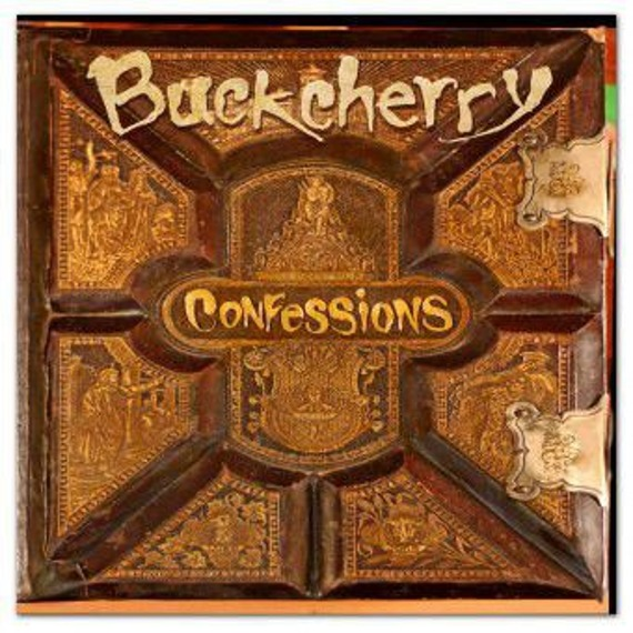 BUCKCHERRY : CONFESSIONS (CD)