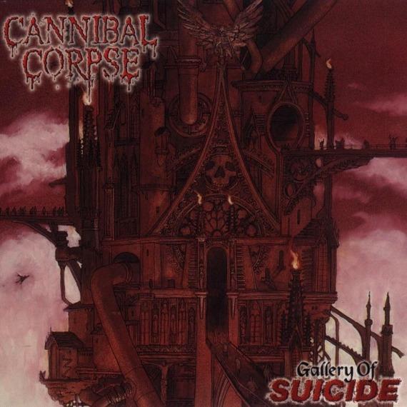 CANNIBAL CORPSE: GALLERY OF SUICIDE (LP VINYL)