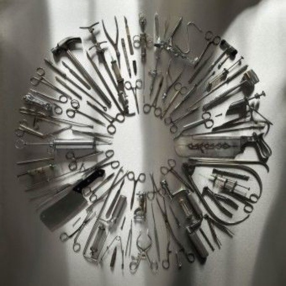 CARCASS: SURGICAL STEEL (CD)