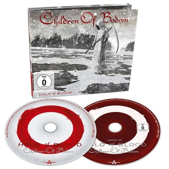 CHILDREN OF BODOM: HALO OF BLOOD (CD+DVD)