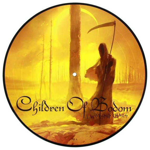 CHILDREN OF BODOM: I WORSHIP CHAOS (LP picture VINYL)