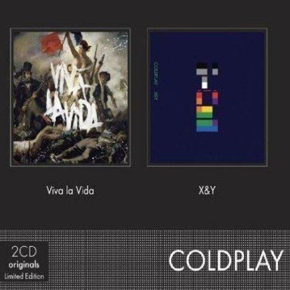 COLDPLAY: VIVA LA VIDA / X&Y (CD)