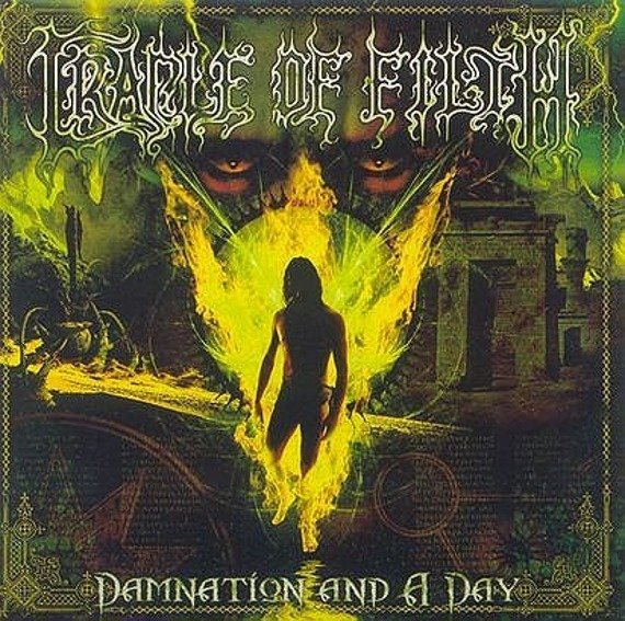 CRADLE OF FILTH : DAMNATION AND A DAY (CD)