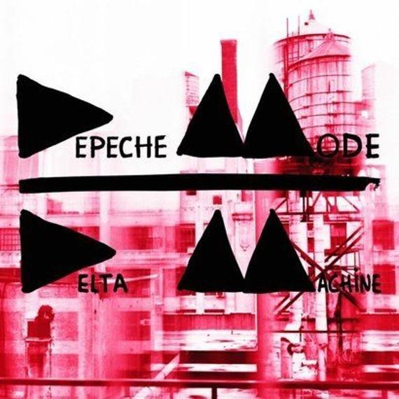 DEPECHE MODE: DELTA MACHINE (CD)