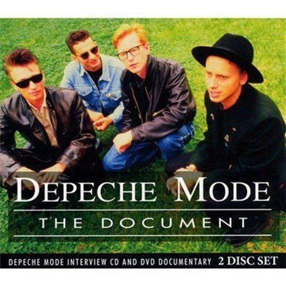 DEPECHE MODE: THE DOCUMENT (CD+DVD)