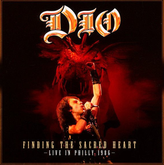 DIO: FINDING THE SACRED HEART - LIVE IN PHILLY 1986 (2CD)