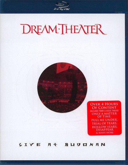 DREAM THEATER: LIVE AT BUDOKAN (BLU-RAY)