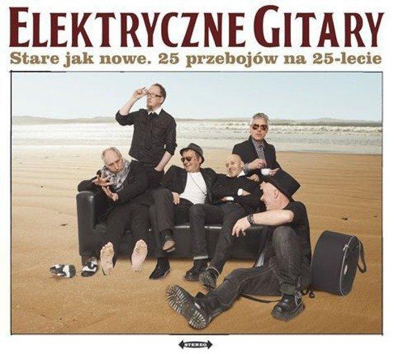 ELEKTRYCZNE GITARY: STARE JAK NOWE. 25 PRZEBOJÓW NA 25-LECIE (2CD)