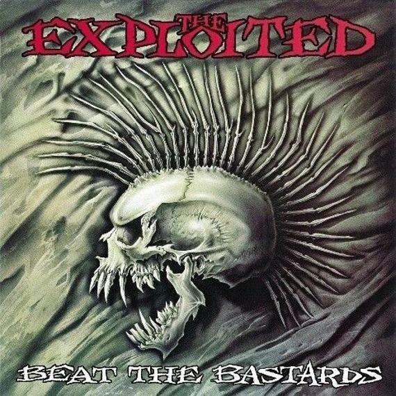 EXPLOITED: BEAT THE BASTARDS (2LP VINYL)