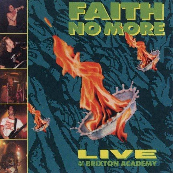 FAITH NO MORE: LIVE AT THE BRIXTON ACADEMY (CD)