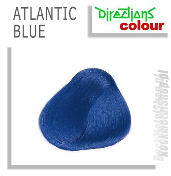 FARBA DO WŁOSÓW ATLANTIC BLUE DIRECTIONS