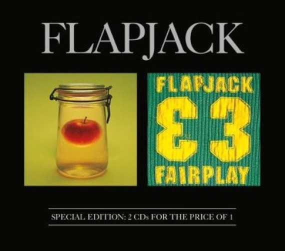 FLAPJACK: FAIRPLAY /JUICY PLANET EARTH (2CD)