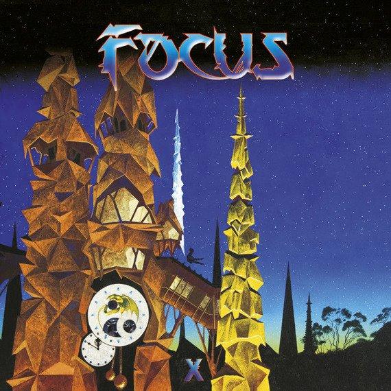 FOCUS: X (2LP VINYL)