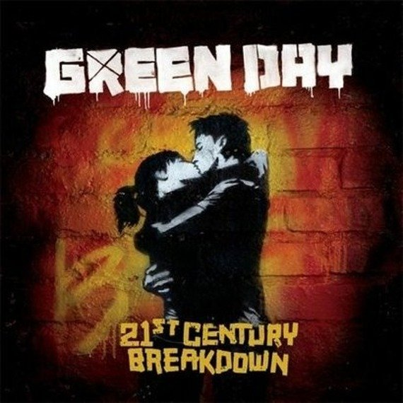 GREEN DAY : 21st CENTURY BREAKDOWN (CD)