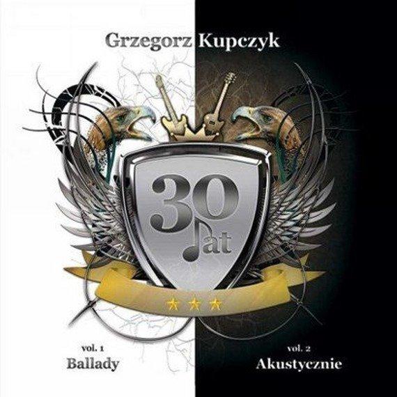 GRZEGORZ KUPCZYK: GRZEGORZ KUPCZYK 30 LAT (CD)