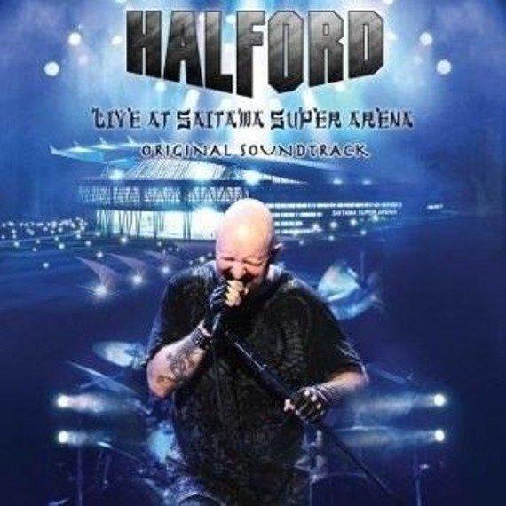 HALFORD: LIVE AT SAITAMA SUPER ARENA (CD)