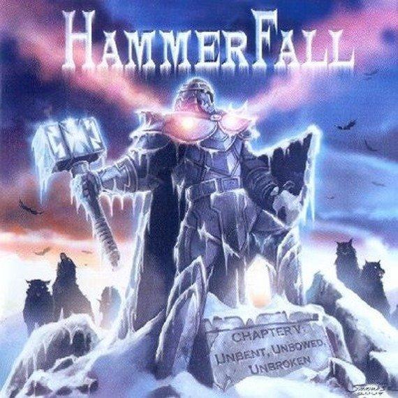 HAMMERFALL - CHAPTER V: UNBENT, UNBOWED, UNBROKEN (CD) DIGIPACK