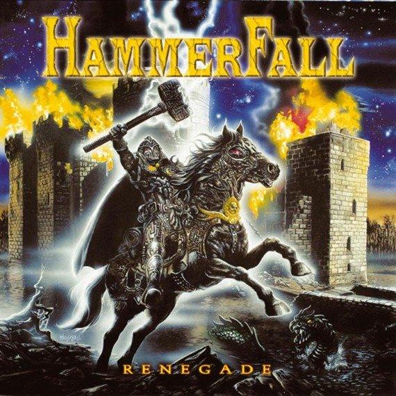 HAMMERFALL - RENEGADE (CD)