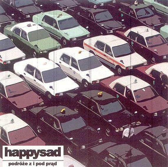 HAPPYSAD: PODRÓŻE Z I POD PRĄD (CD)