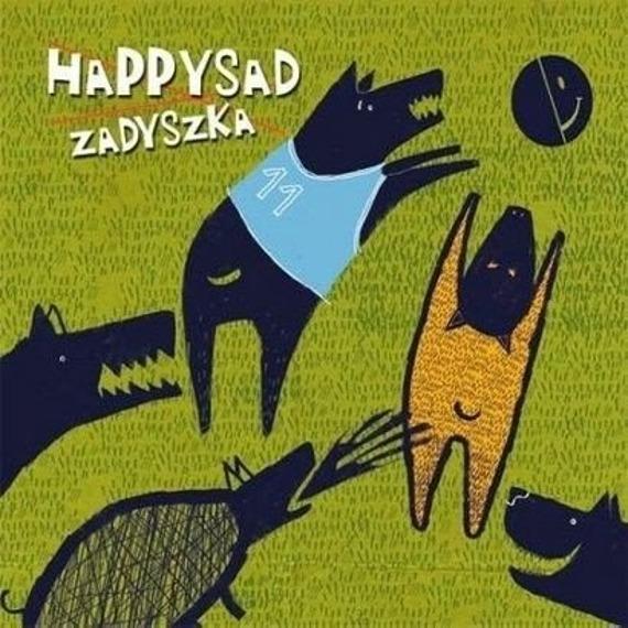 HAPPYSAD: ZADYSZKA (CD/DVD)