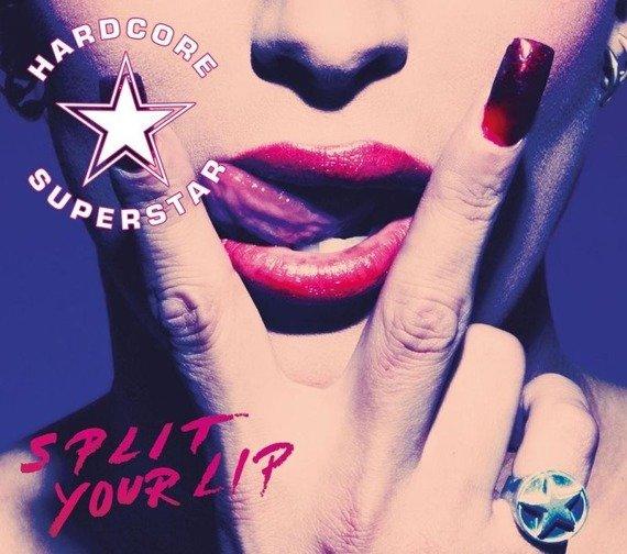 HARDCORE SUPERSTAR: SPLIT YOUR LIP (CD)