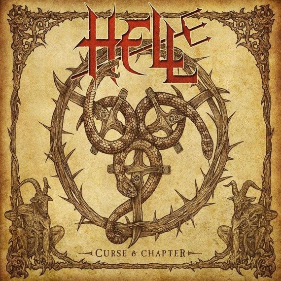 HELL: CURSE AND CHAPTER (CD+DVD)