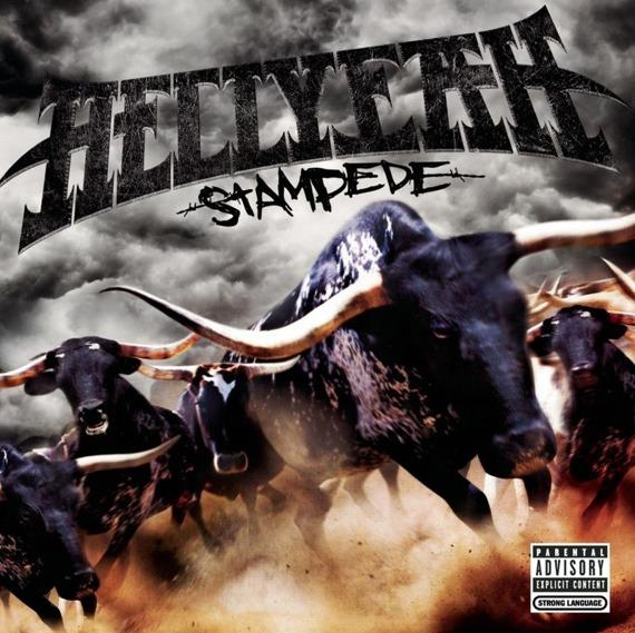 HELLYEAH: STAMPEDE (CD)