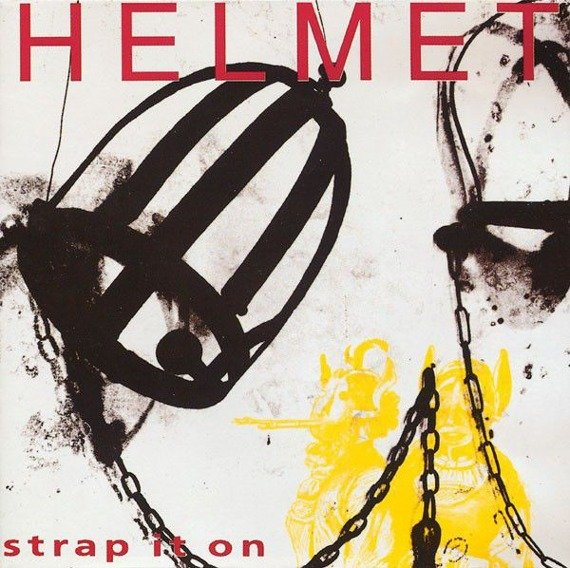 HELMET: STRAP IT ON (CD)