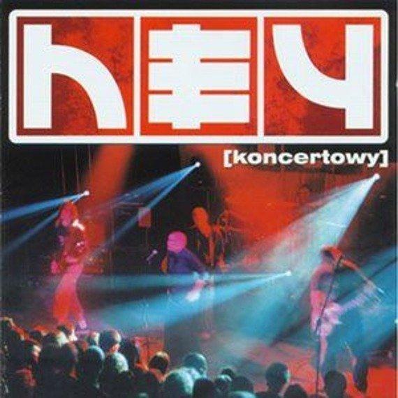 HEY: KONCERTOWY (CD)