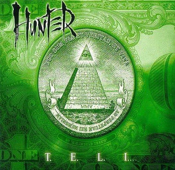 HUNTER: T.E.L.I. (CD)