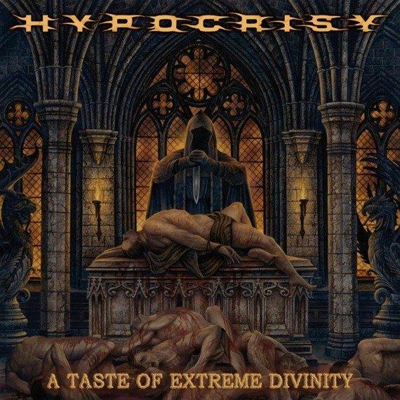 HYPOCRISY: A TASTE OF EXTREME DIVINITY (CD)