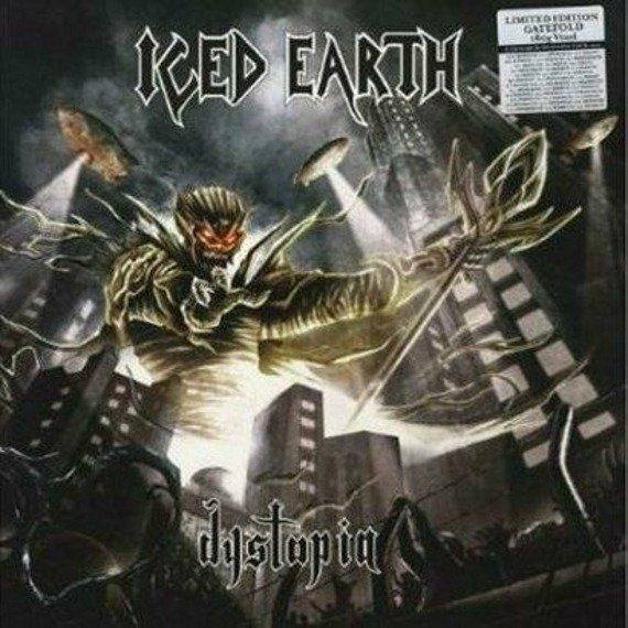 ICED EARTH : DYSTOPIA (LP VINYL)