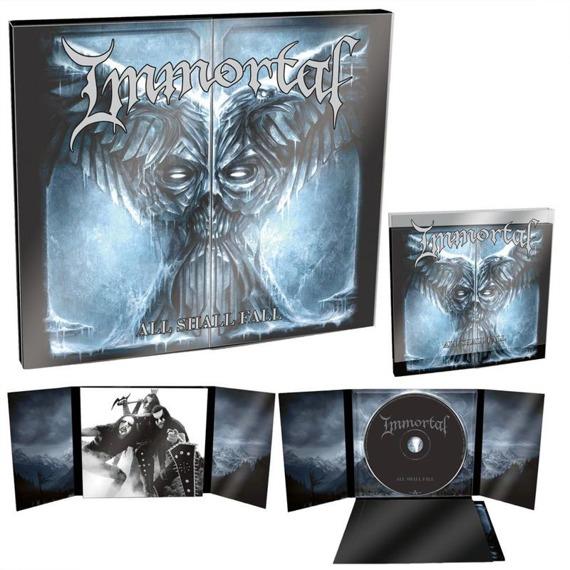 IMMORTAL:  ALL SHALL FALL (CD) SPECIAL DIGI
