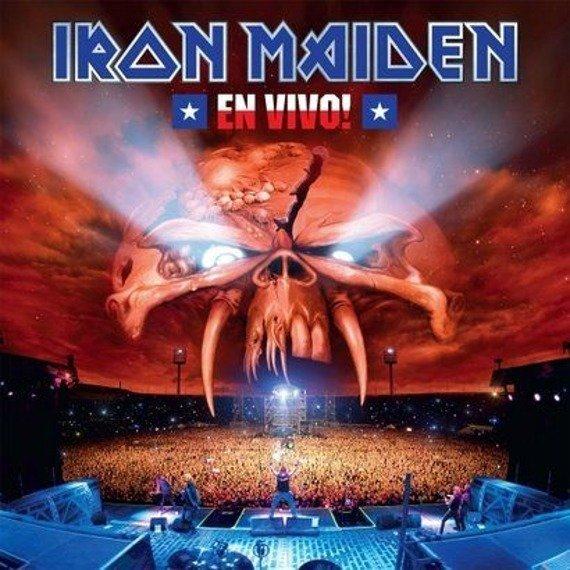 IRON MAIDEN: EN VIVO! (CD)